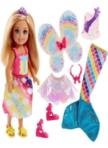 Barbie Barbie Dreamtopia Chelsea Ve Kıyafetler Renkli